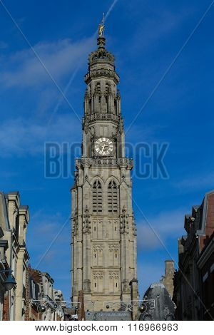 Townhall Of Arras