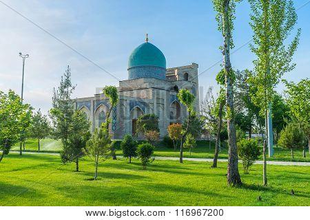 The Colorful Mausoleum
