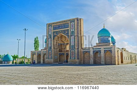 The Medieval Landmark Of Tashkent