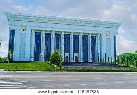 Architecture Of Tashkent