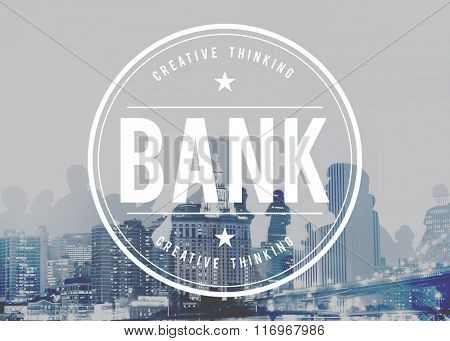 Bank Finance Money Budget Investment Concept