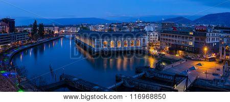 Geneva Panoramic