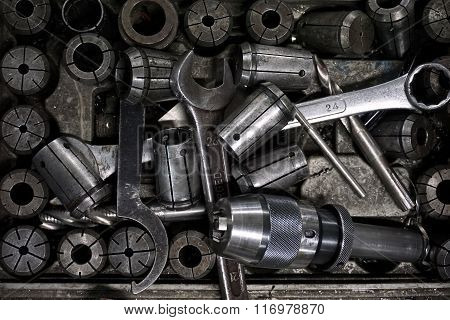 Milling Spare Part
