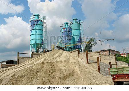 Concrte Batching Plant