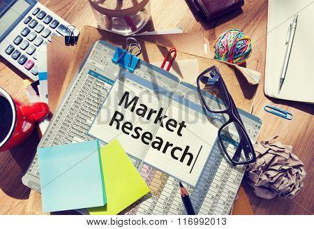 Market Research Consumer Needs Feedback Concept
