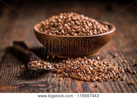 Brown Buckwheat Groats