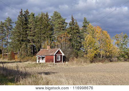 ROSLAGEN, SWEDEN ON OCTOBER 07