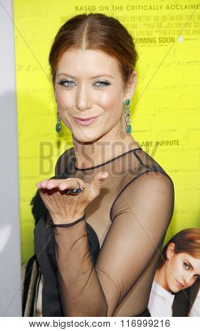 Kate Walsh at the Los Angeles premiere of 'The Perks Of Being A Wallflower' held at the ArcLight Cinemas in Hollywood, USA on September 10, 2012.