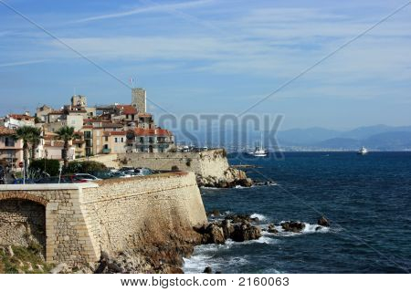 Antibes At Day