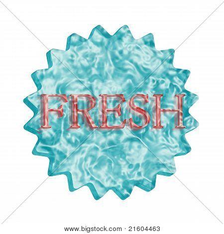Button Icon: Fresh