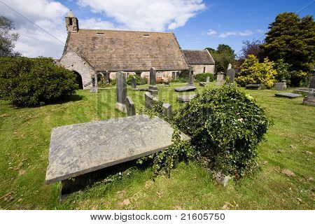 St Fillan's Church, Aberdour, Fife