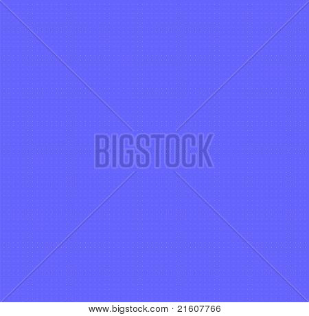 Texture with white points on blue background
