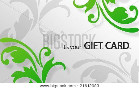 Green Flower Giftcard