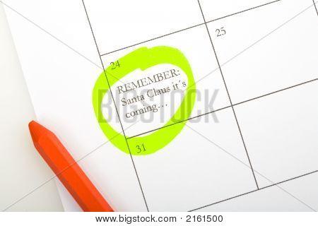 Calendar Memo