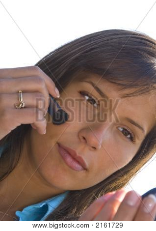 Make Up Detail