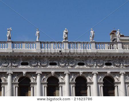 Biblioteca Nazionale Marciana in Venice