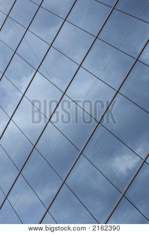 Skyscraper Close-Up
