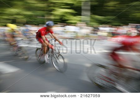 Speedy Cyclists