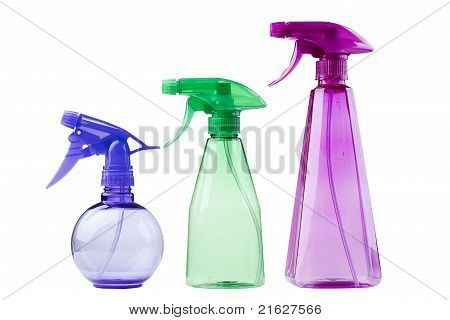 Plastic Spray
