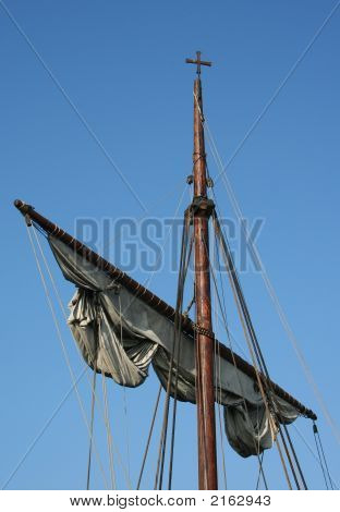 Historic Dutch Ship