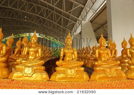Golden Buddha,thailand.