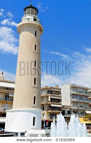 Alexandroupoli city in Greece