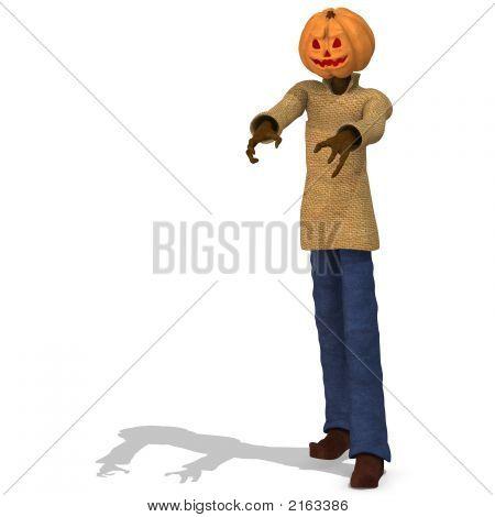 Mister Pumpkin #01
