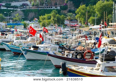 Turkish Harbour Antalya