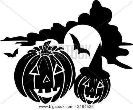 Pumpkins - Halloween Decorations