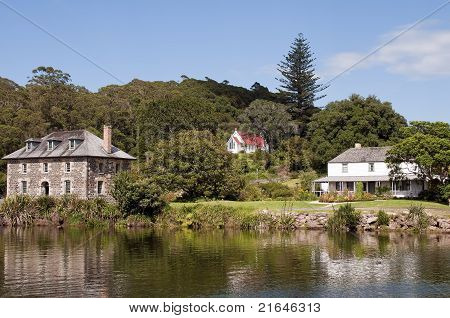 Kerikeri Stone Store, Mission Station and Church