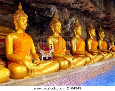 Budda  Idol