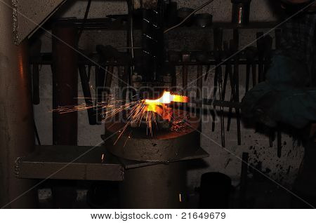 Blacksmith Work