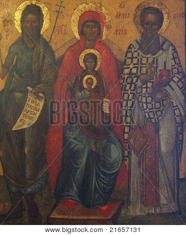 St John the Baptist st