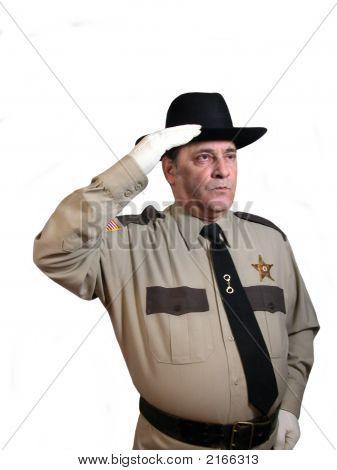 Sheriff Salute