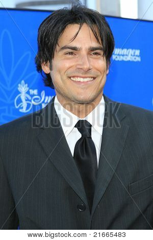 LOS ANGELES - JUL 28: Eddie Matos at the 22nd Annual Imagen Awards, held at the Walt Disney Hall in downtown, Los Angeles, California on July 28, 2007