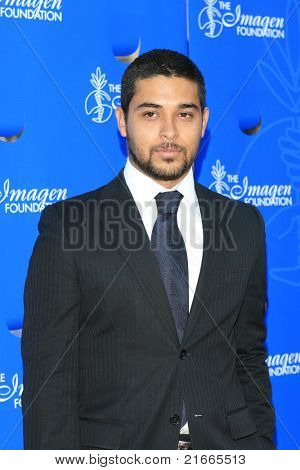 LOS ANGELES - JUL 28: Wilmer Valderrama at the 22nd Annual Imagen Awards, held at the Walt Disney Hall in downtown, Los Angeles, California on July 28, 2007