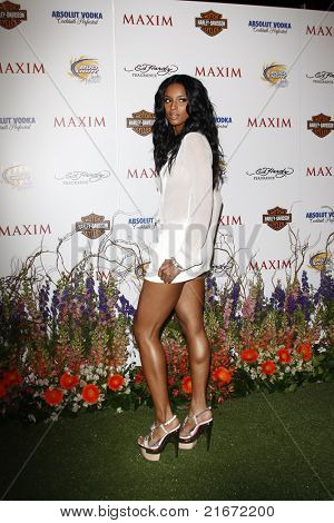 LOS ANGELES, CA - MAY 19: Ciara arrives at the 11th annual Maxim Hot 100 Party at Paramount Studios on May 19, 2010 in Los Angeles, California