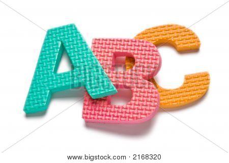 Letterc Abc