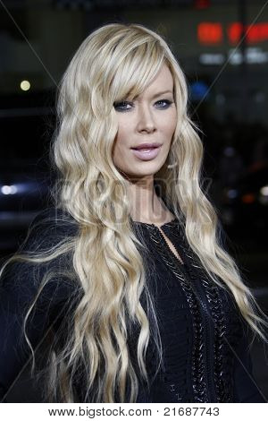 LOS ANGELES - APR 10:  Jenna Jameson at the Jackass 3D premiere held at Grauman's Chinese Theater in Los Angeles, California on April 10, 2010