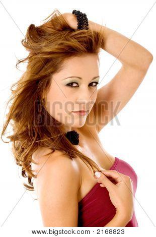Sexy Girl Portrait