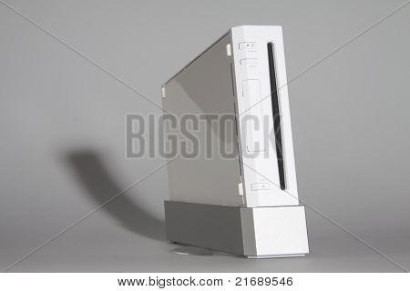 Consola de juegos