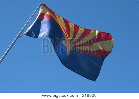 Arizona  Flag