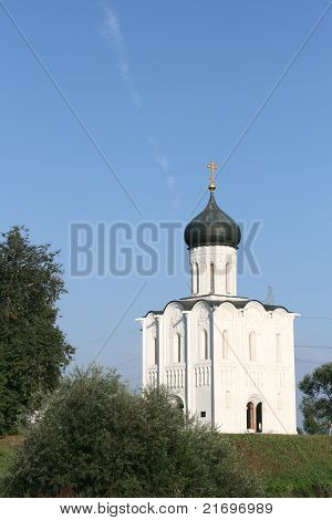 Church of Intercession on Nerl in Bogolyubovo