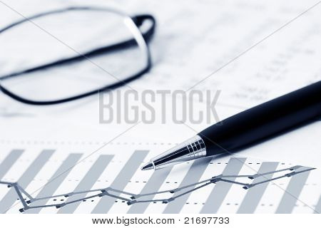 Stock market reports
