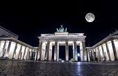 Brandenburg Gate In Berlin, Germany poster