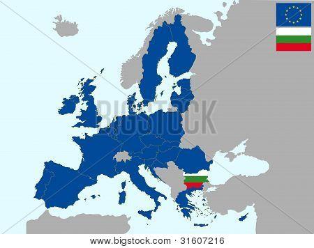 Bulgaria In Europe