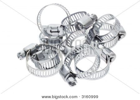 Different Sizes Of Hose Clamps
