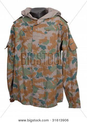 East German camouflage