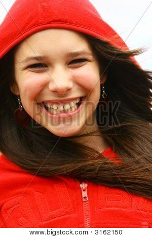 Happy Teen