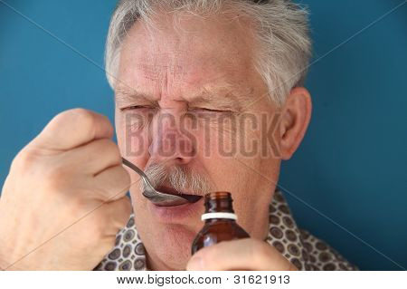 taking bitter medicine